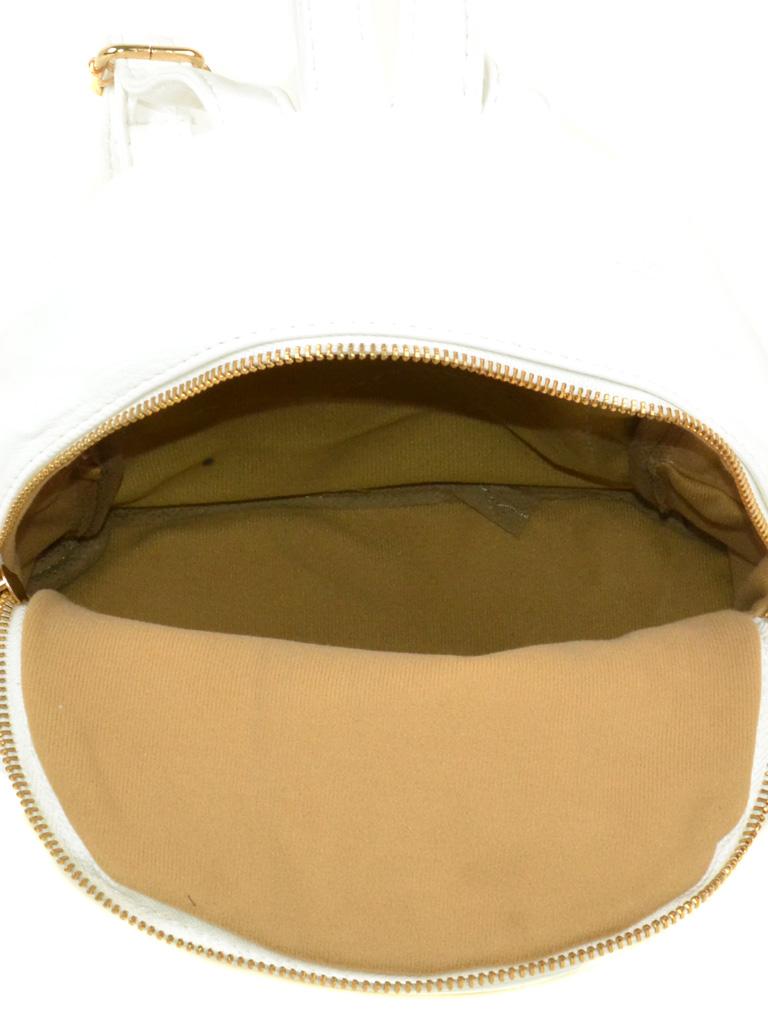 Сумка Женская Классическая иск-кожа 3-01 D167 white