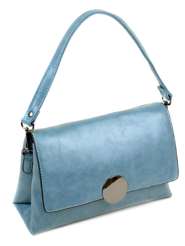Сумка Женская Клатч иск-кожа Podium 3-02 0548-1317 grey-blue