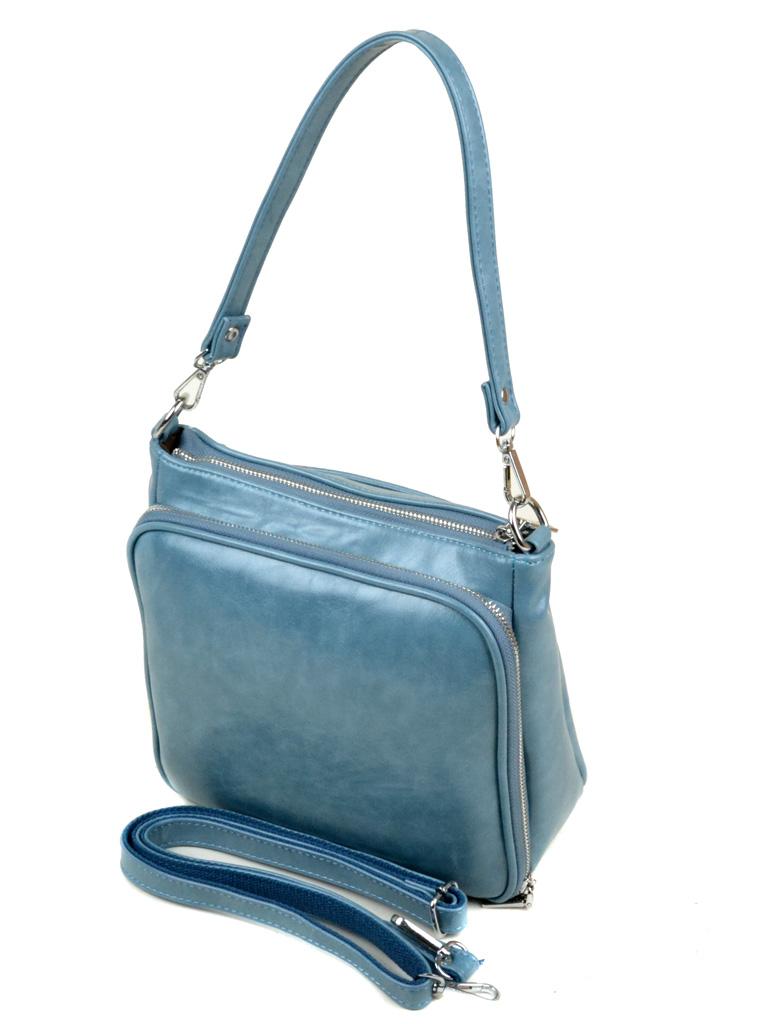 Сумка Женская Клатч иск-кожа Podium 3-02 382029-1317 blue