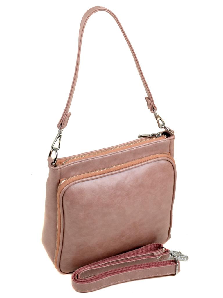 Сумка Женская Клатч иск-кожа Podium 3-02 382029-1317 pink - фото 3