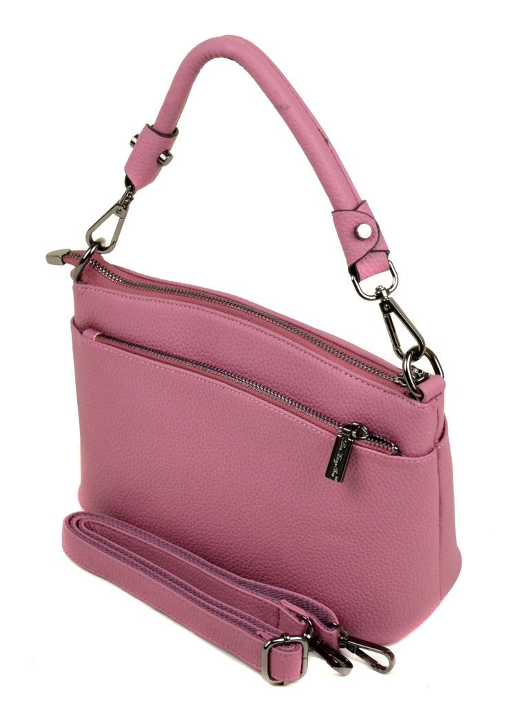 Сумка Женская Клатч иск-кожа Podium 3-02 5286-1 pink - фото 3