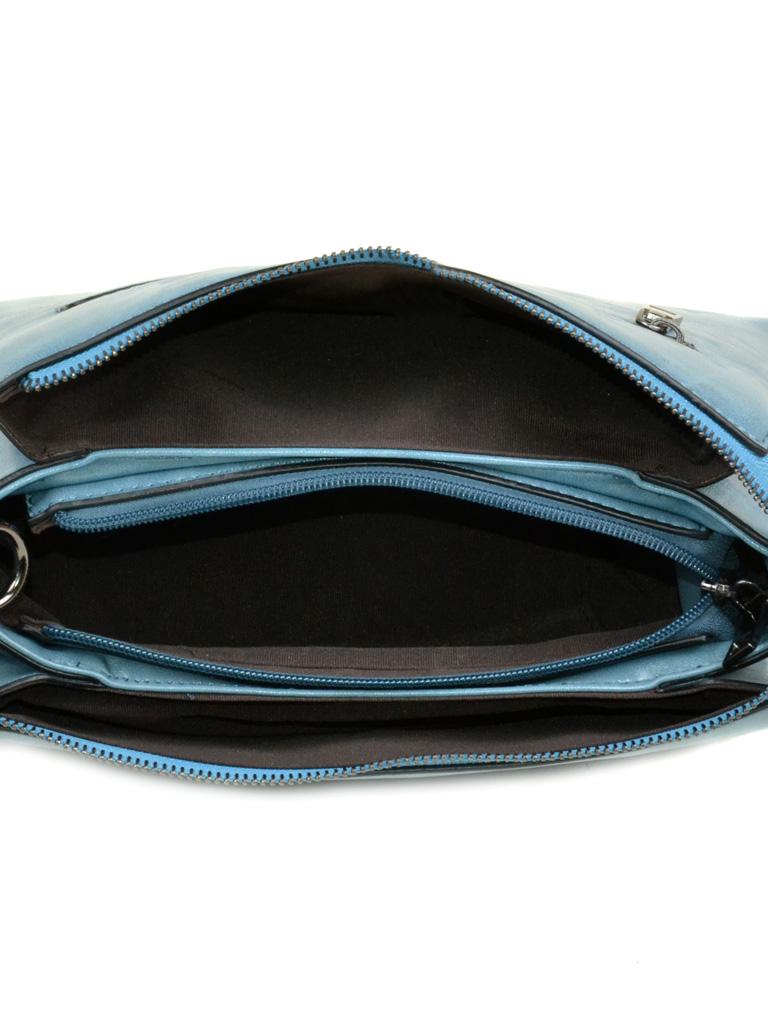 Сумка Женская Клатч иск-кожа Podium 3-02 726-1317 blue