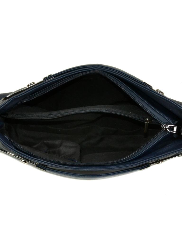 Сумка Женская Клатч иск-кожа Podium 3-02 G16007-0347 grey-blue - фото 4