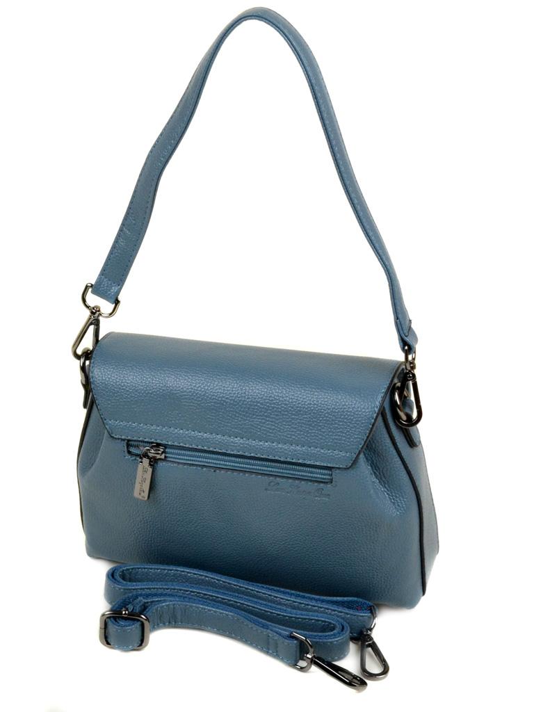 Сумка Женская Клатч иск-кожа Podium 3-02 L-516105 blue