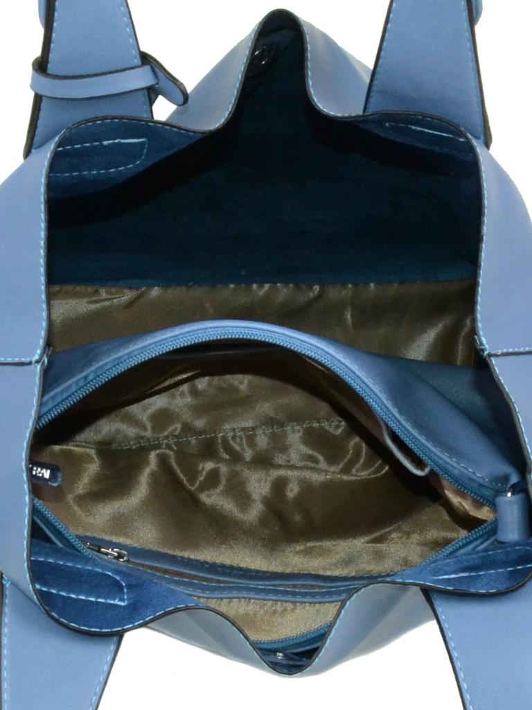 Сумка Женская Классическая иск-кожа Alex Rai 3-05 09349 blue
