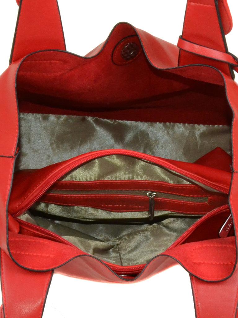 Сумка Женская Классическая иск-кожа Alex Rai 3-05 09349 red