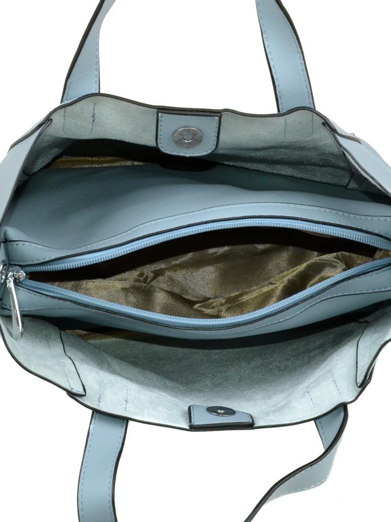 Сумка Женская Классическая иск-кожа Alex Rai 3-05 1803 blue
