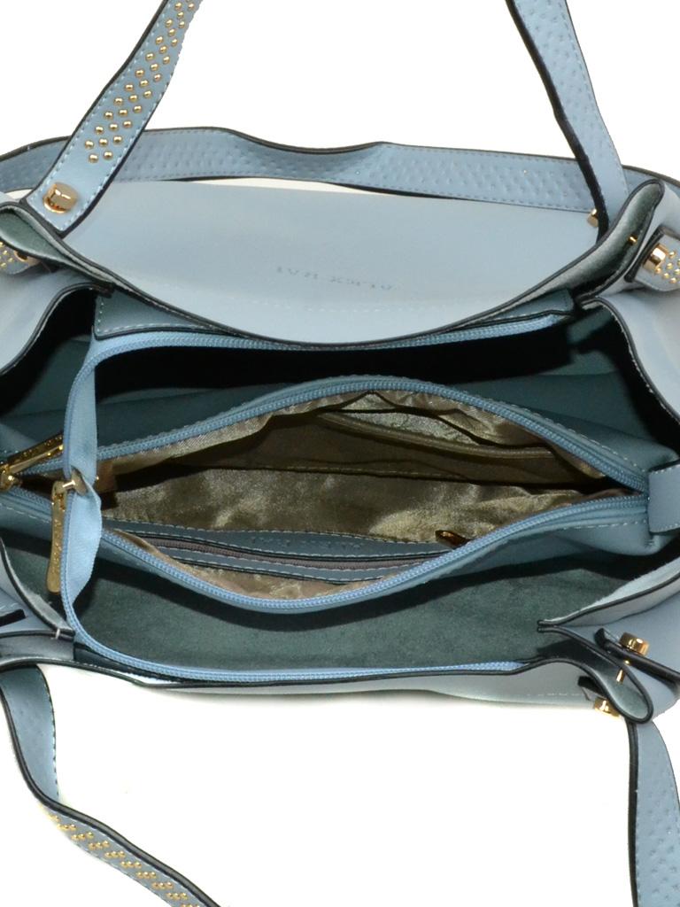 Сумка Женская Классическая иск-кожа Alex Rai 3-05 1812 blue