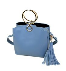 Сумка Женская Клатч иск-кожа Podium 3-06 F188 ranc blue
