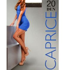 Колготки Женские капрон Caprice 20 DEN 2-size Cappuccino 2(р) Распродажа