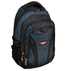 Рюкзак Городской нейлон Power In Eavas 924 black-blue