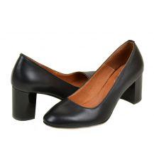 Туфли кожа 36301 Lacs black