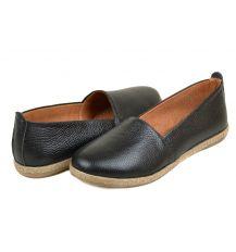 Туфли кожа 30820 Lacs black
