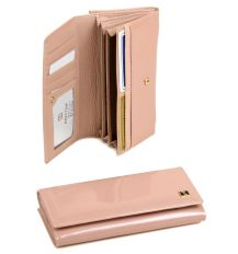 Кошелек Gold кожа Bretton W1 pink