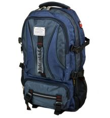 Рюкзак Туристический нейлон Royal Mountain 7915 blue
