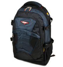 Рюкзак Городской нейлон Power In Eavas 8705 black-blue