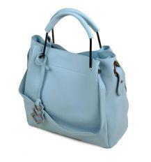 Сумка Женская Классическая иск-кожа Podium 6-01 315-6788 blue Распродажа