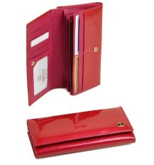 Кошелек Gold кожа Bretton W1 plum-red