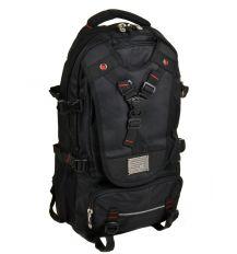 Рюкзак Туристический нейлон Royal Mountain 7911 black