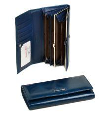 Кошелек ITA кожа Alessandro Paoli W1-V l-blue