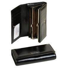 Кошелек ITA кожа ALESSANDRO PAOLI W34-1 black Распродажа