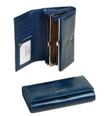 Кошелек ITA кожа Alessandro Paoli W34-1 l-blue
