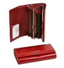Кошелек ITA кожа Alessandro Paoli W34-1 red