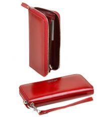 Кошелек ITA кожа Alessandro Paoli W38 red
