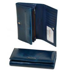 Кошелек ITA кожа ALESSANDRO PAOLI W412 l-blue Распродажа