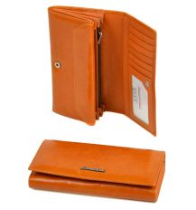 Кошелек ITA кожа ALESSANDRO PAOLI W412 orange