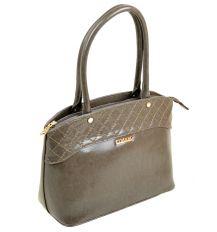 Сумка Женская Классическая иск-кожа Cidirro 09-2 89585 grey