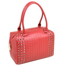 Сумка Женская Классическая иск-кожа Cidirro 09-2 89623 red Распродажа