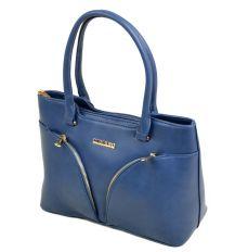 Сумка Женская Классическая иск-кожа Cidirro 09-2 89723 blue