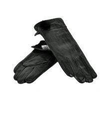Перчатка Женская кожа МариClassic F24-17/1 мод4 black флис
