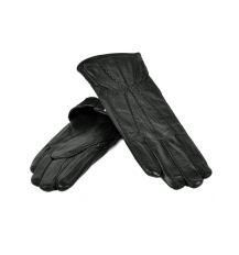 Перчатка Женская кожа МариClassic F24-17/1 мод9 black флис