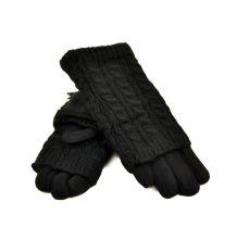 Перчатка Женская стрейч МариFashion F21/17 мод1 black