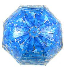 Зонт Трость Женская полиэстер 023 blue