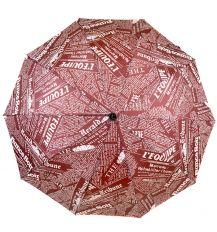 Зонт Трость полиэстер 206 brown