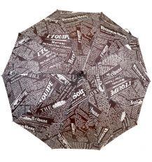 Зонт Трость полиэстер 206 coffee