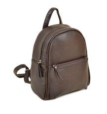 Сумка Женская Рюкзак иск-кожа М 124 40 brown