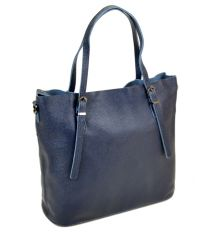 Сумка Женская Классическая кожа PODIUM 012-1 8603-9 blue