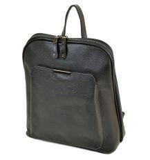 Сумка Женская Рюкзак кожа PODIUM 012-1 8628-9 black