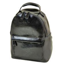 Сумка Женская Рюкзак кожа ALEX RAI 2-01 8045 black