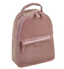Сумка Женская Рюкзак кожа ALEX RAI 2-01 8045 purple