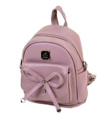 Сумка Женская Рюкзак иск-кожа ALEX RAI 2-05 1701-0 pink