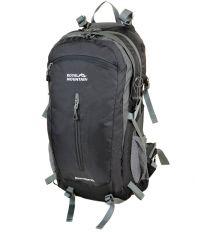 Рюкзак Туристический нейлон Royal Mountain 6096 black