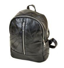 Рюкзак Городской кожа ALEX RAI 1-04 1706-2 black