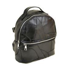 Рюкзак Городской кожа ALEX RAI 1-04 1707-1 black