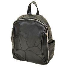 Рюкзак Городской кожа ALEX RAI 1-04 1708-1 black