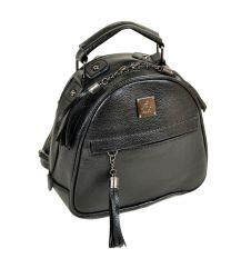 Рюкзак Городской иск-кожа ALEX RAI 2-05 1705-0 black